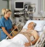 больной доставляется в блок интенсивной терапии