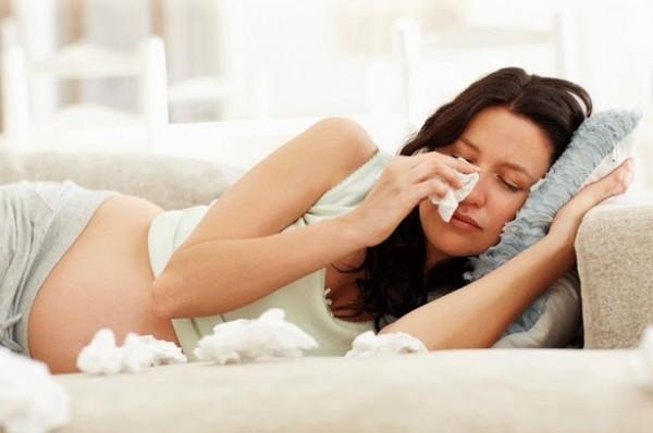 Беременным вредно испытывать глубокий и сильный стресс
