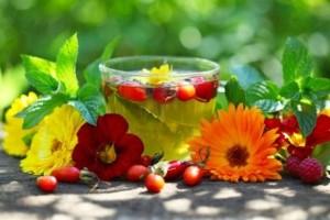 Чаи из травяных сборов