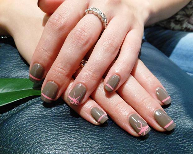 Дизайн ногтей шеллак: Фото-новинки 2015 года-шш
