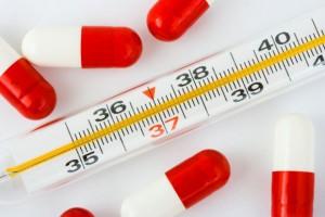 Повышение температуры после химиотерапии