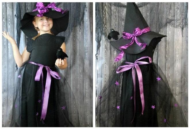 Легкие костюмы для девочек своими руками