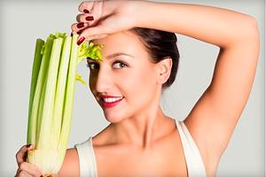 Сельдереевая диета для похудения — рецепты
