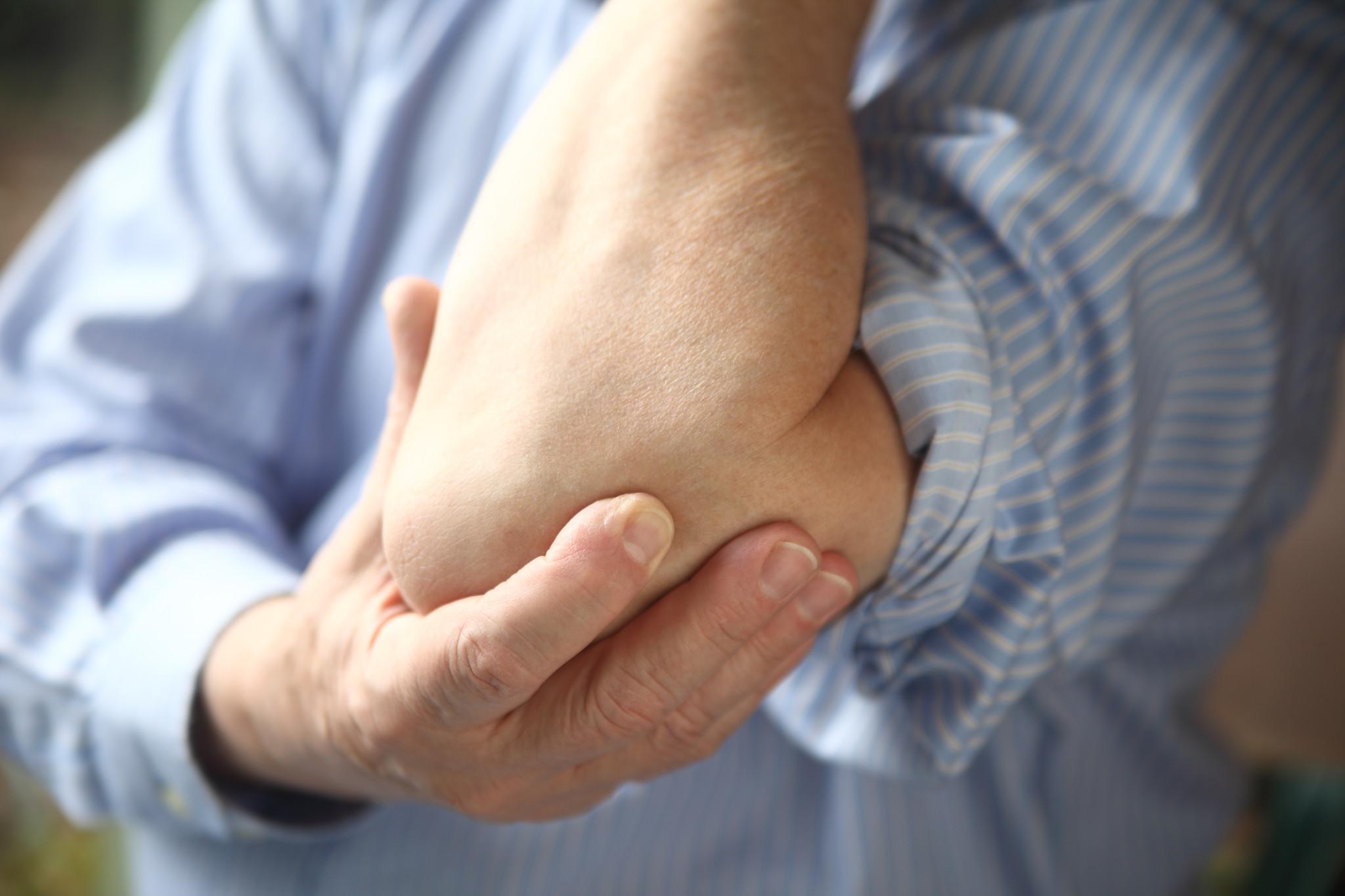 контрактура сустава - что это и как помочь больному