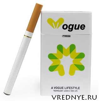 Электронные сигареты Вог (Vogue): виды и особенности