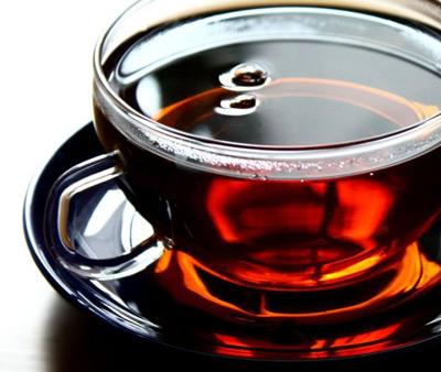 чай поможет прийти в себя
