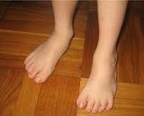 Массаж детям с кривыми ножками