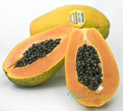 папйя – диетический фрукт