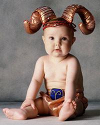 Детский гороскоп Овен