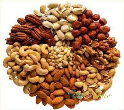 орехи нормализую холестерин