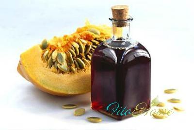 тыквенное масло и полезные компоненты
