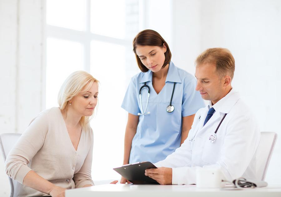 Рак молочной железы– это злокачественная опухоль, которая возникает в молочных железах.
