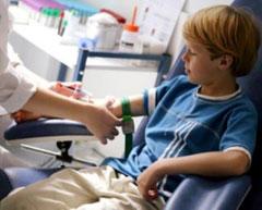 Общий анализ крови у детей