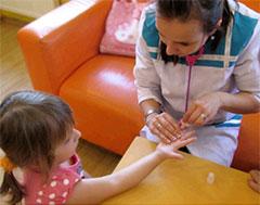 Показатели анализа крови у детей