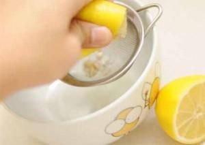 получение лимонного сока