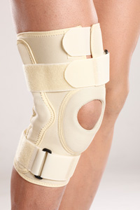 фиксация коленного сустава