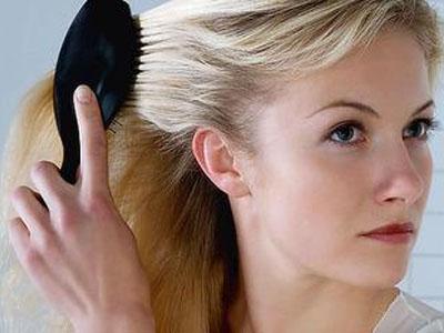 расческа, волосы