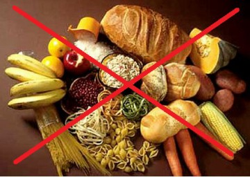 примерное меню на неделю для безуглеводной диеты