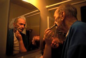 Болезнь Альцгеймера фото больных