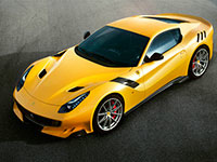 Раскраски машины Ferrari
