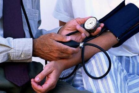 Подъем кровяного давления