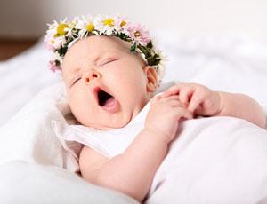 Как должен спать двухмесячный ребенок