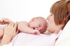 Кишечные колики у новорожденных