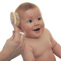 Корочка на голове младенца