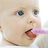 Молочница у младенцев