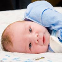 Насморк у младенца