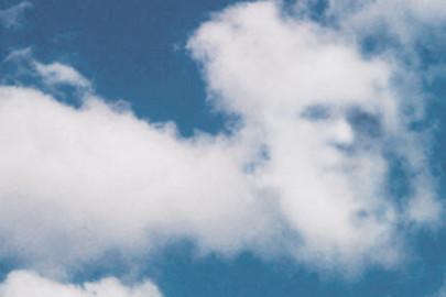 Образ из облаков