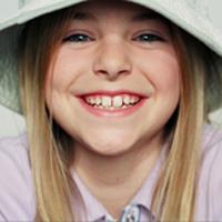 Передние зубы у ребенка