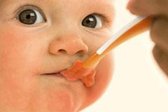 Прикорм ребенка в 9 месяцев
