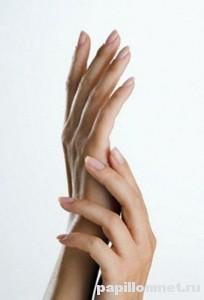 Фото рук к статье о лечении бородавок на руках
