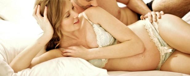 Секс на поздних сроках беременности