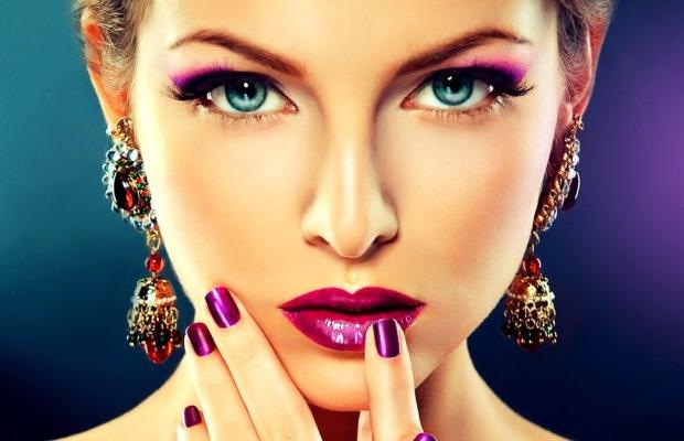 Летний макияж для глаз 2015