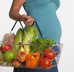 Нормы витаминов для беременных