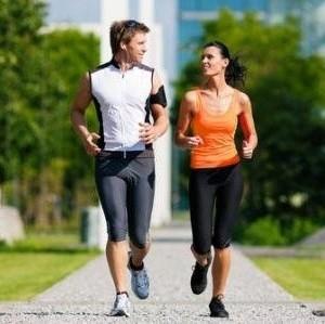 Взаимосвязь бега и калорий