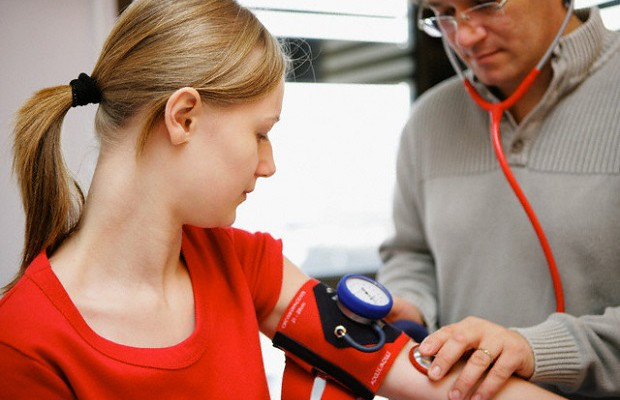 Как снизить артериальное давление?