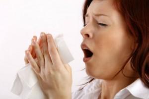 Аллергический ринит фото