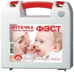 Детская аптечка для новорожденного