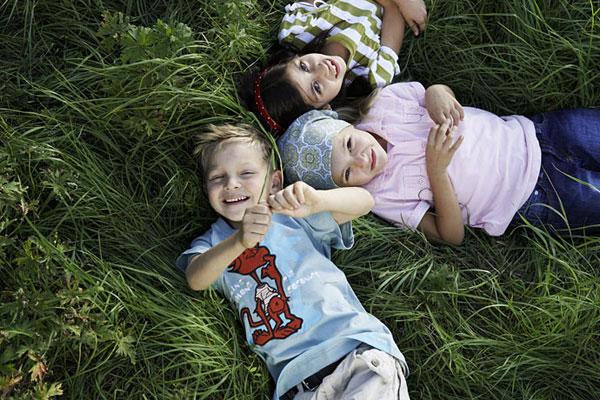 Занятия для детей летом