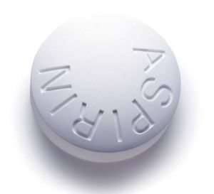 таблеточка аспирина