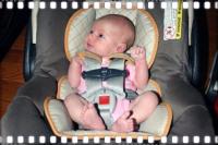 Автокресло для малыша