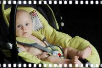 Выбираем автомобильное кресло для новорожденного
