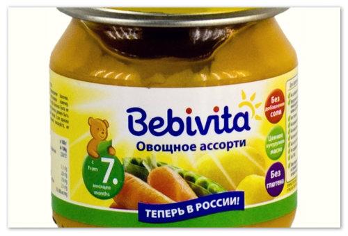 «Bebivita».