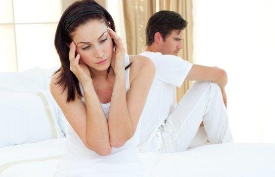 Болит голова во время секса