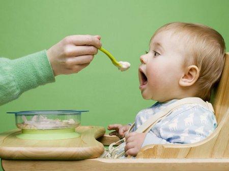 Чем кормить ребёнка в 10 месяцев