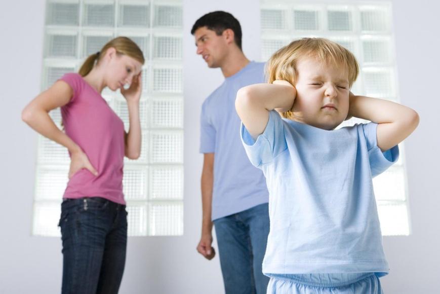 Боремся с детскими неврозами