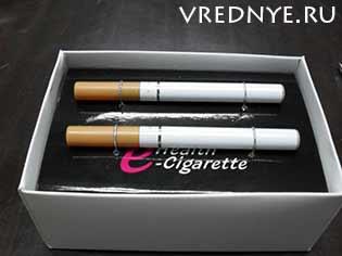 Электронная сигарета – инструкция к типичной e cigarette